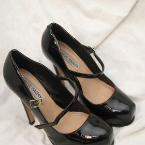Steve Madden Patent Leather Mary Jane size 6.5